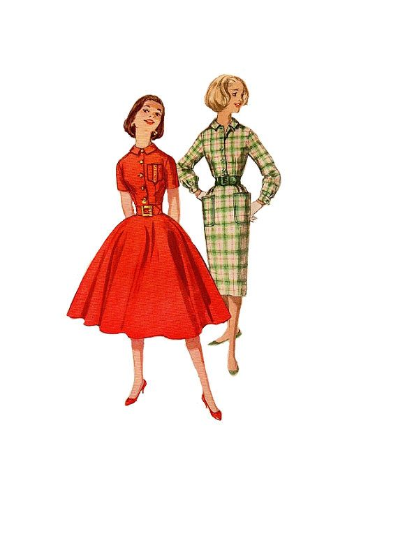 Simplicity 2612 Sewing Pattern Vintage by AdeleBeeAnnPatterns