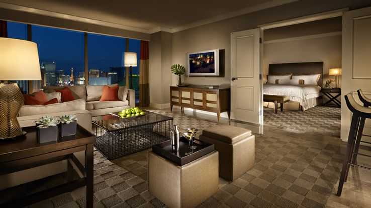 Ready For Another Vegas Trip Sky View Suite Mandalay Bay