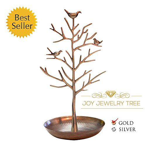Elegant Tall Large Jewelry Tree Display Stand Extra Durable For Fascinating Large Jewelry Tree Display Stand