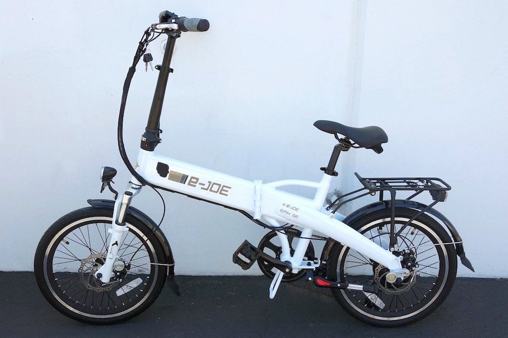 The 5 Best Folding Electric Bikes For Cycling To Work Folding Electric Bike Electric Bike Bike