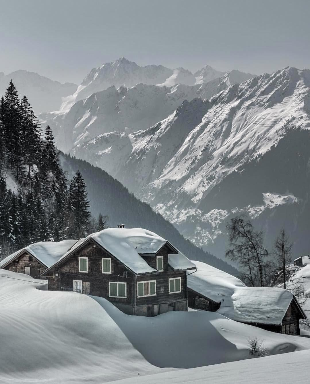 Visit The Official Ig Account If You Like The Pic Cc Myswiterland Switzerland Europe Discover Snow Journey Exp Winter Scenery Winter Scenes Winter Mountain