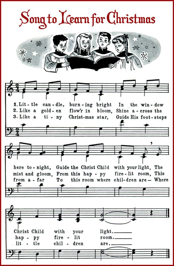 Song To Learn For Christmas Song Lyrics Sheet Music Christmas Songs Lyrics Christmas Sheet Music Sheet Music