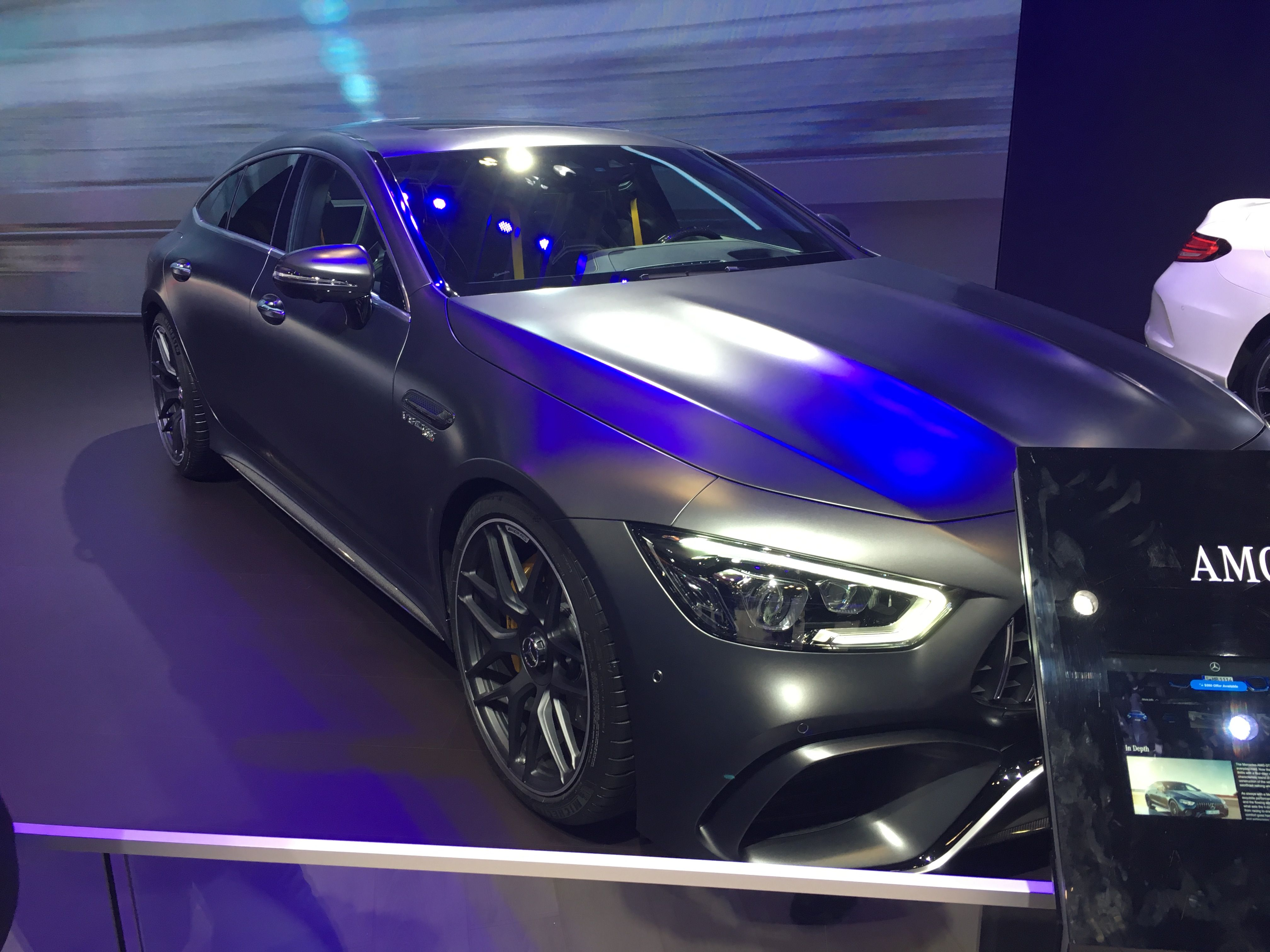 2019 Mercedes Amg Gt 4 Door Mercedes Benz Pinterest Mercedes