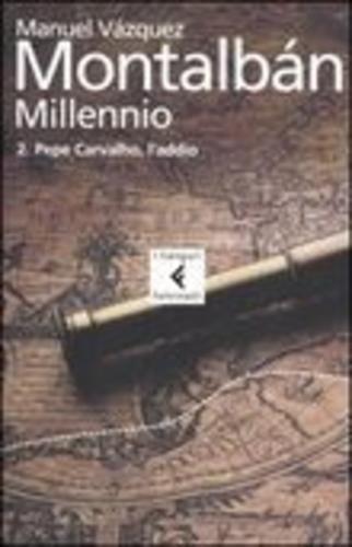 Millennio 2 manuel vazquez montalban  ad Euro 13.60 in #Feltrinelli #Media libri letterature gialli