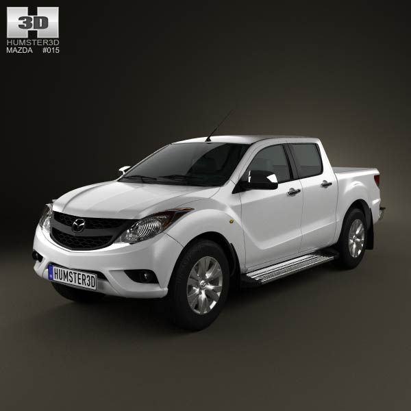 2008 Mazda A8 For Sale In Miami Fl: Mazda BT-50 DualCab 2012 3d Model From Humster3d.com. Price: $75