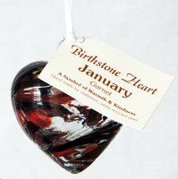 Birthstone Hearts - The Milford Collection