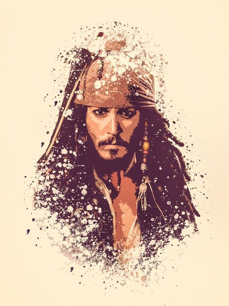Pirates Of The Caribbean Jack Sparrow Splatter Iphone 12 Soft By Jpvoodoo In 2021 Jack Sparrow Pirates Of The Caribbean Captain Jack Sparrow Quotes