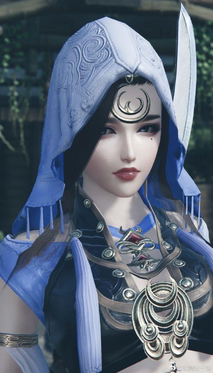 Ghim của Quả Mạn Ủy 界曼委 trên Game Trung Quốc MMORPG