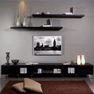 Best Collection Of Modern Living Room Wall Unit Ideas Beautiful