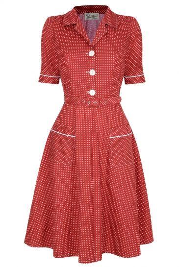 Tara Starlet 1940s 40s Style: Retro Outfits, Style
