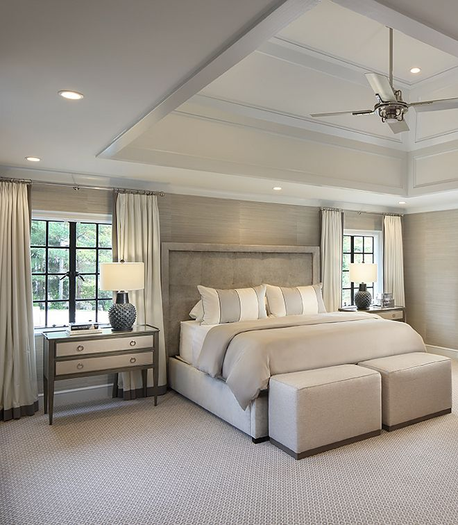 Home Additions Master Bedroom: In The Master Bedroom, The Addition Of A Vaulted Ceiling