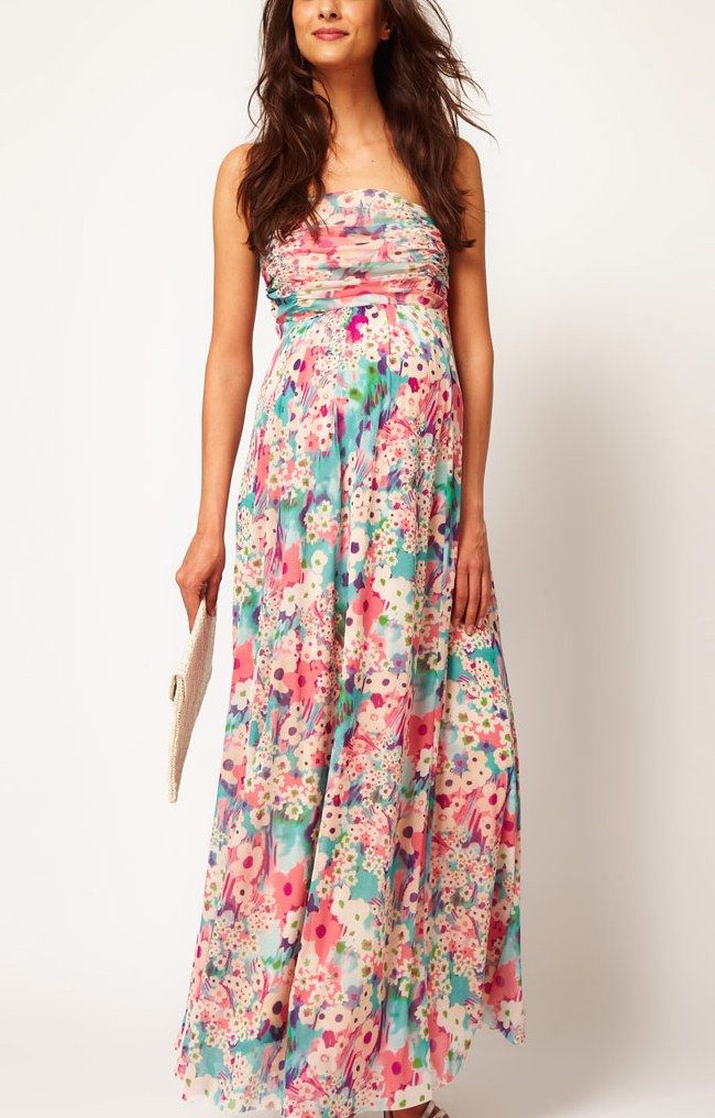 Cute maxi dresses cute maternity dresses asos maternity for Cute maternity dress for wedding