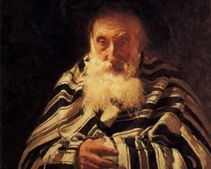 Jew praying Ilya Repin