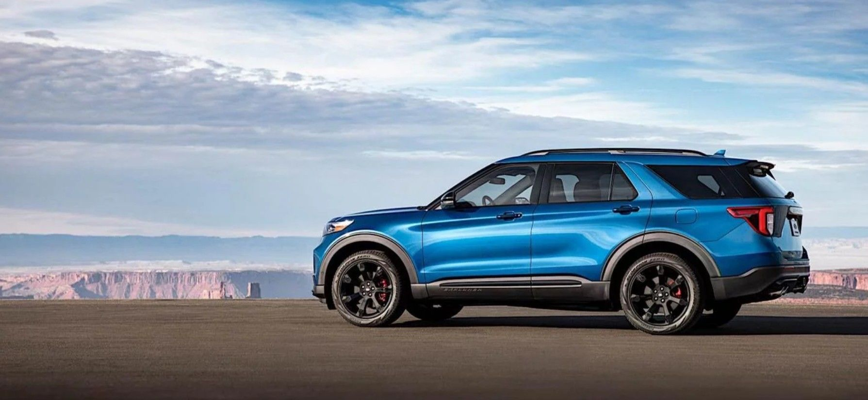 2020 Ford Explorer ST Adds Performance To Your Next