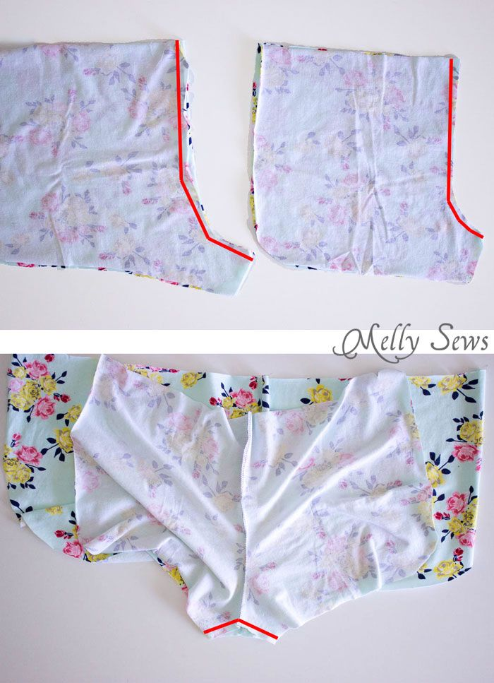 Sew Pom Pom Shorts with Free Pattern | sewing | Pinterest | Costura ...