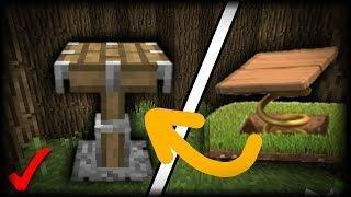 Como Hacer Una Trampa Catapulta Trampa Con Muelle Que Funciona En Minecraft Pe 1 1 Sin Addons Minecraft Minecraft Mods Mini Games