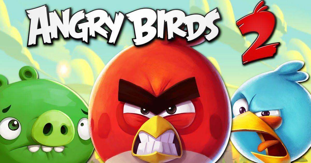 Free Download Angry Birds 2 Game Apps For Laptop Pc Desktop
