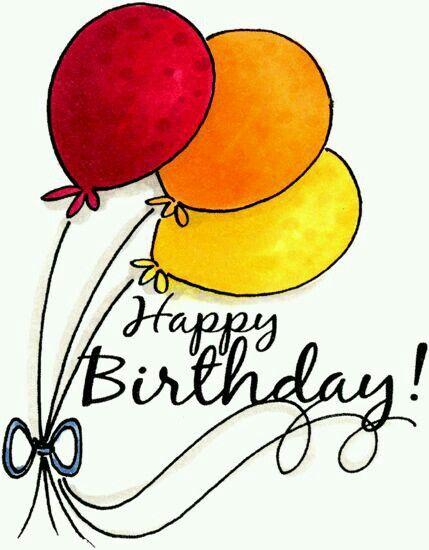 baloons birthday wishes pinterest happy birthday birthdays rh pinterest co uk Funny Belated Birthday Wishes belated birthday wishes free clip art