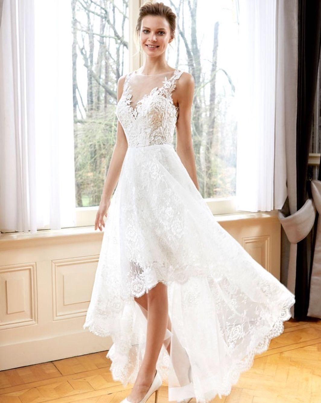 59 Likes 2 Comments Wedding Inspirations Bridal Weddinginspirationsbridal On Instagram How Short Wedding Dress Aline Wedding Dress Hi Low Wedding Dress [ 1334 x 1064 Pixel ]