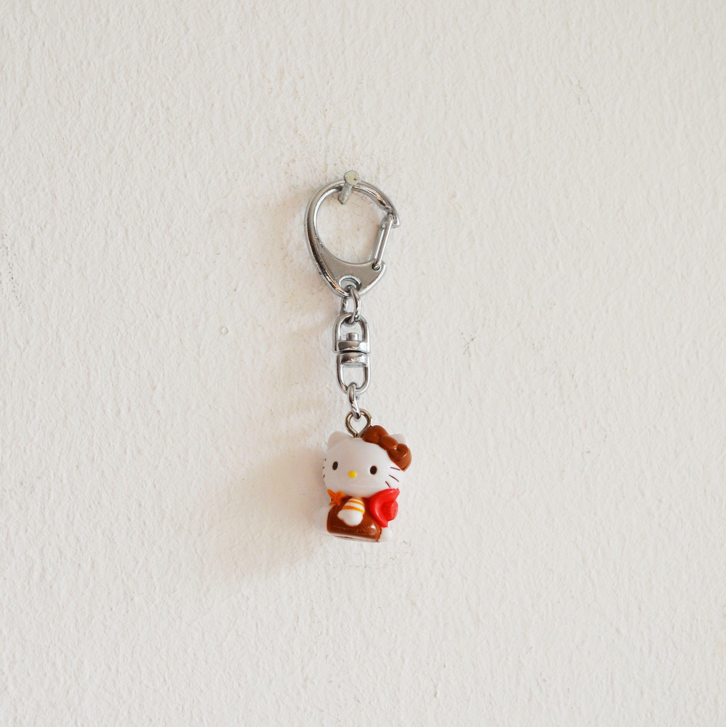 handmade keychain Hello Kitty Theme