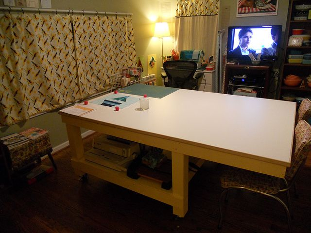 crafttable2011