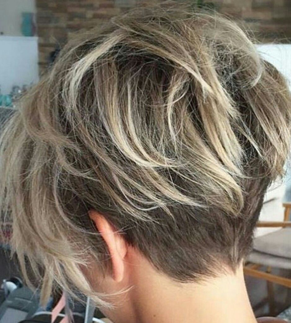 Pin by stacey anderson on hair pinterest hair style short hair