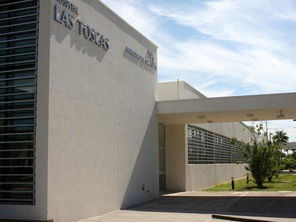 Bonfatti inaugura el nuevo edificio del hospital de Las Toscas