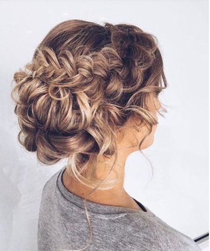 Quinceanera Hair Updos | hairdos | Pinterest | Up dos and ...