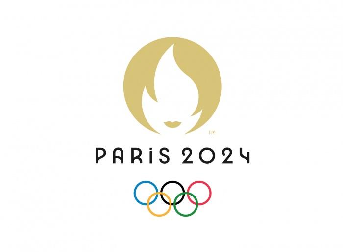 Logo der Olympischen Spiele 2024 in Paris vorgestellt