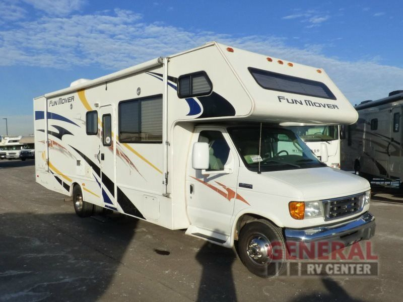 Used 2007 Four Winds Rv Fun Mover 31c Motor Home Class C Toy