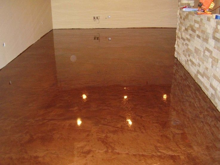 metallic epoxy basement considering making a change in your new or existing basement floor. Black Bedroom Furniture Sets. Home Design Ideas