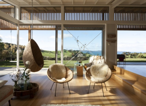 Swing in the house architecture i love interieur