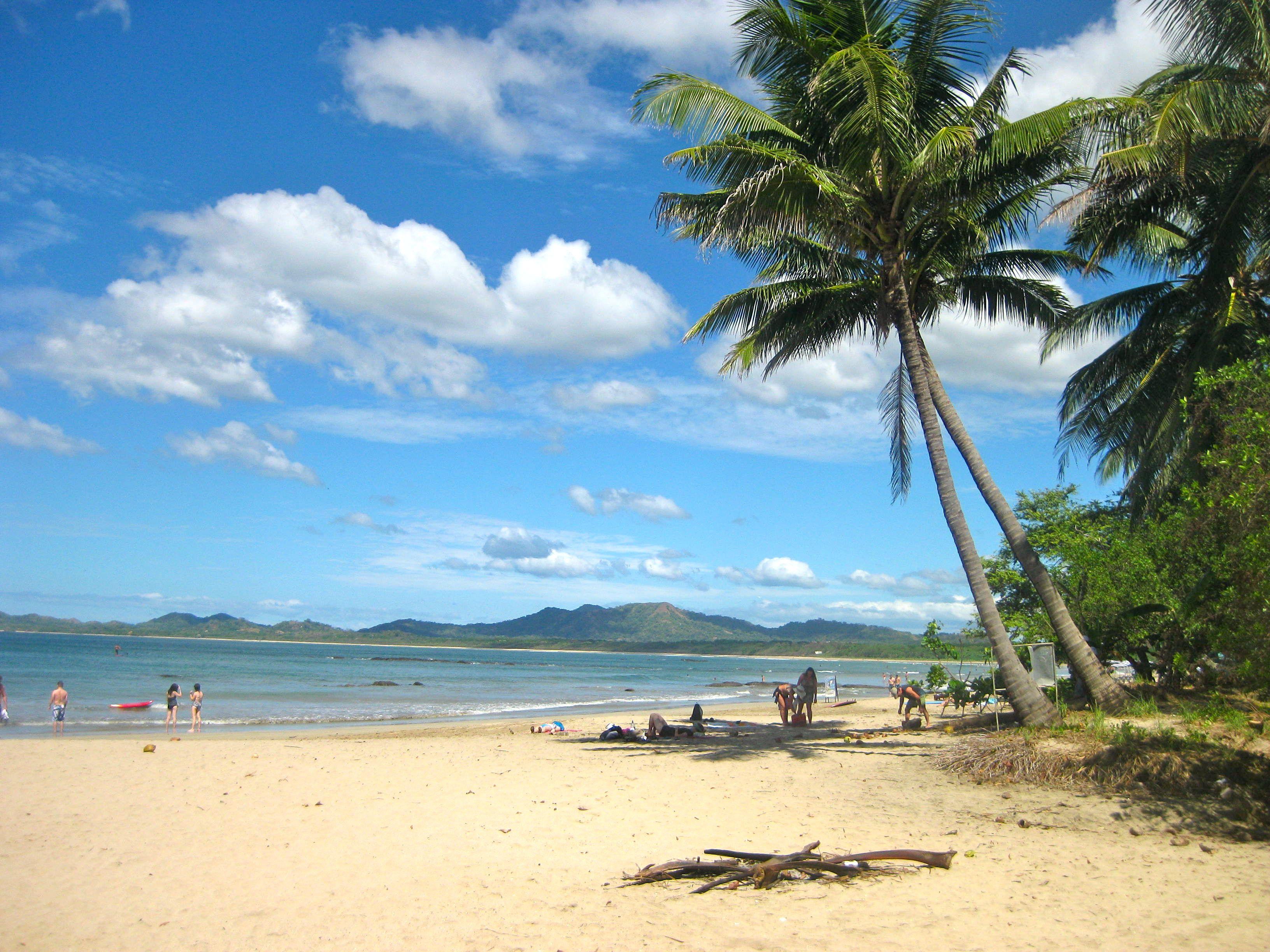 Tamarindo Beach Costa Rica With