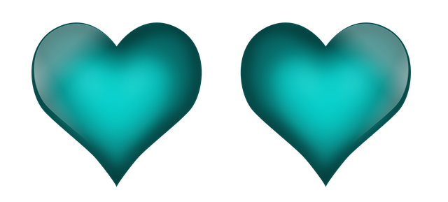 Free Image on Pixabay Emerald Green Hearts, Heart, Love