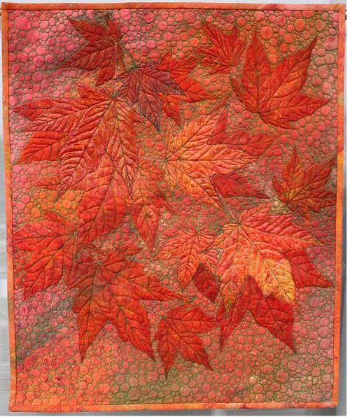 Quot Cheri S Leaves Quot This Is By Cheri Rose Bergeron Of