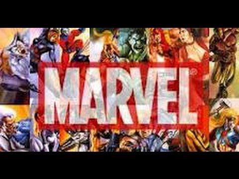 ▶ Marvel Comic Characters List - YouTube