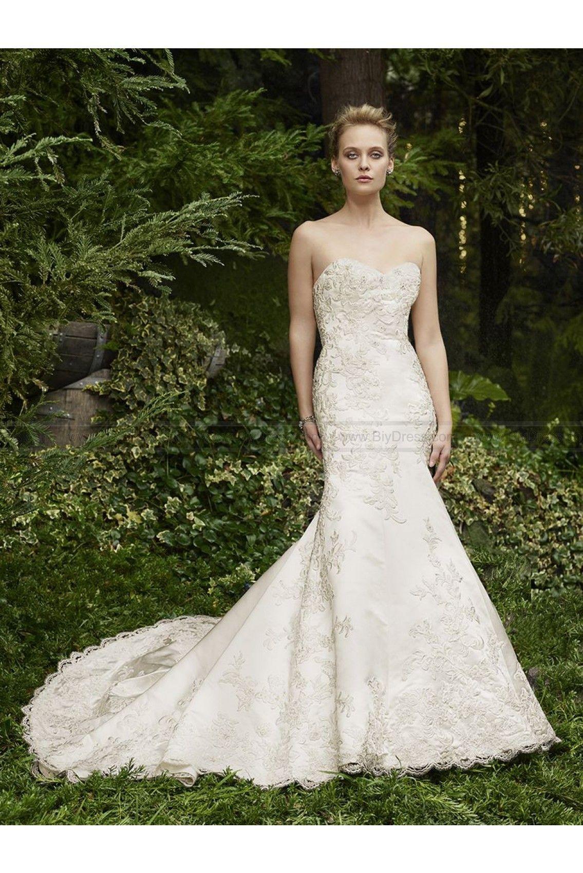 Casablanca Bridal Style 2257 Thistle Wedding dresses