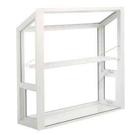 pella kitchen windows under cabinet lighting options thermastar by 48 in x 36 garden window for the home