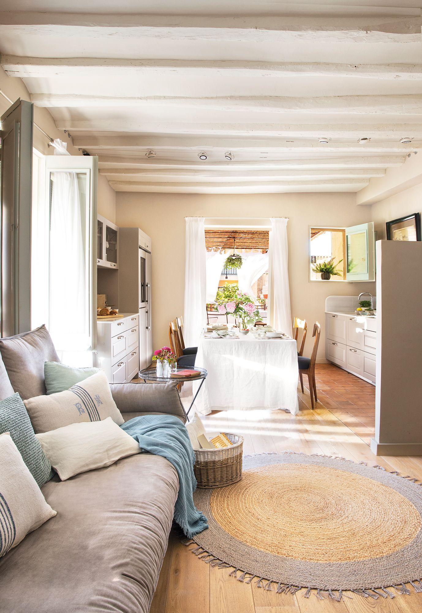 50 buenas ideas para lograr una casa perfecta  Salones