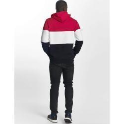 Men's hoodies & men's hoodies -  Urban Classics Hoody Men 3 Tones in Red Urban ClassicsUrban Classics  - #amp #Exercise #hoodies #meditation #men39s #StudioWorkouts #YogaPoses