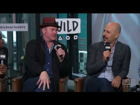 Jermaine Fowler Maz Jobrani David Koechner Rell Battle Chat About Superior Donuts Superior Donuts Maz Jobrani Donuts