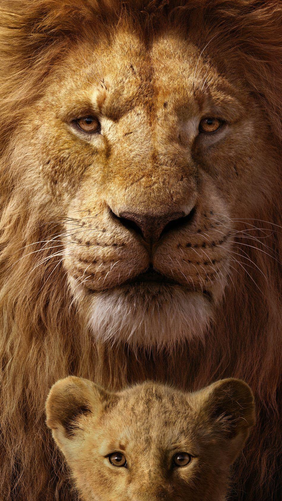 Pin On Fondos De Pantalla Animales Lock screen lion king wallpaper hd 2019