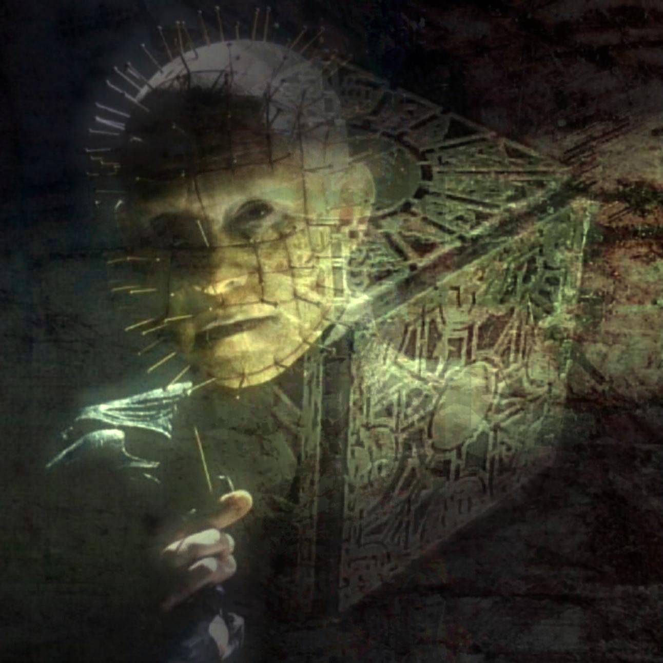 Pinhead and The Box of Riddles by