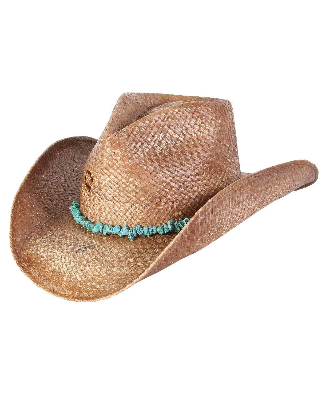 4a807fa10 Charlie 1 Horse® Ladies' Tulum Straw Hat :: Straw :: Ladies ...