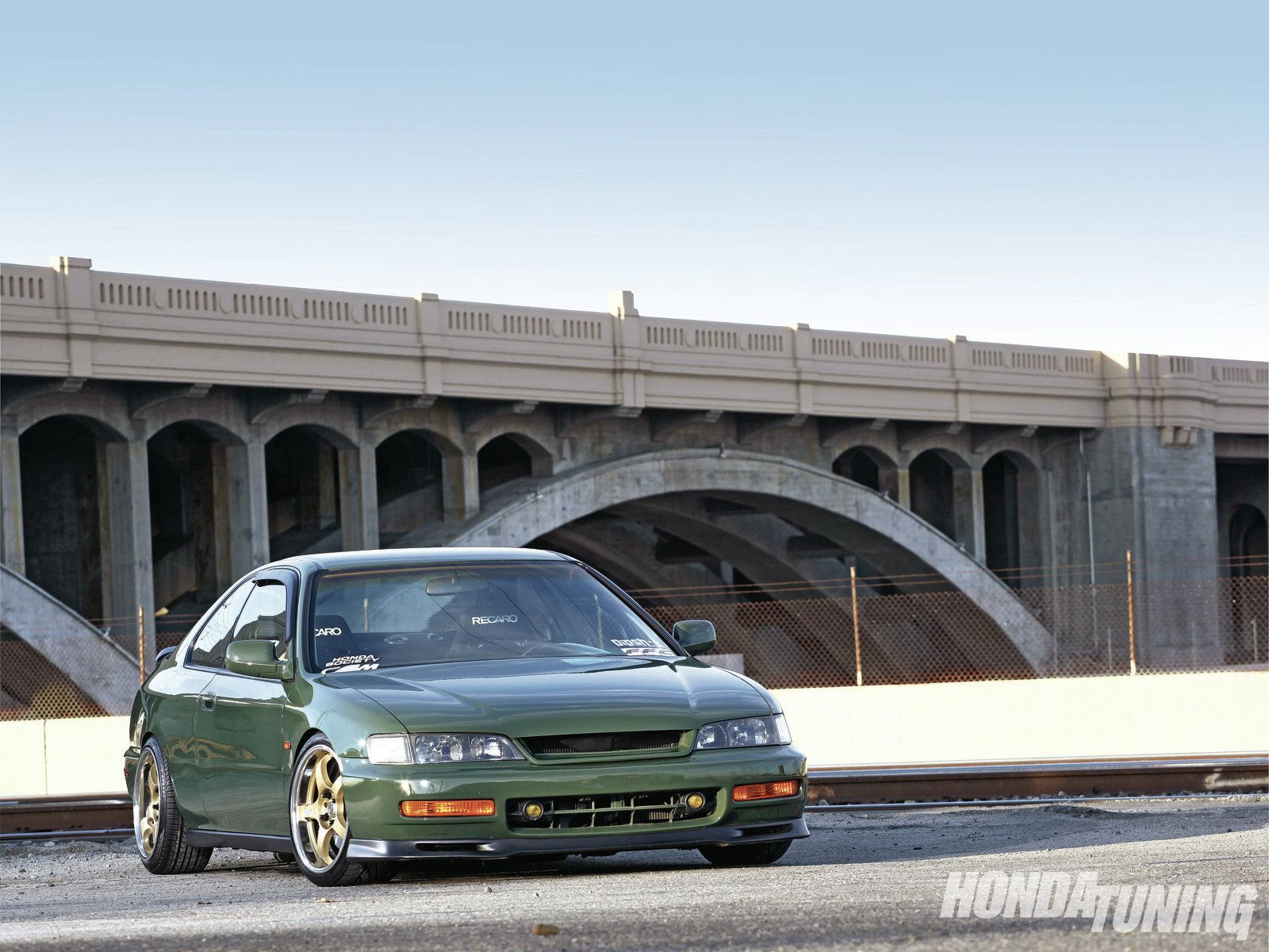 1996 honda accord lx jdm front lip 1600