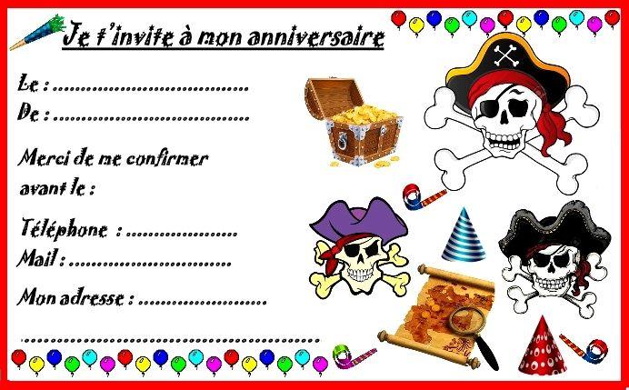 anniversaire etiquettes cadeaux et invitations pirates tte de mortpour les anniversaires des enfants http - Tte De Mort Pirate