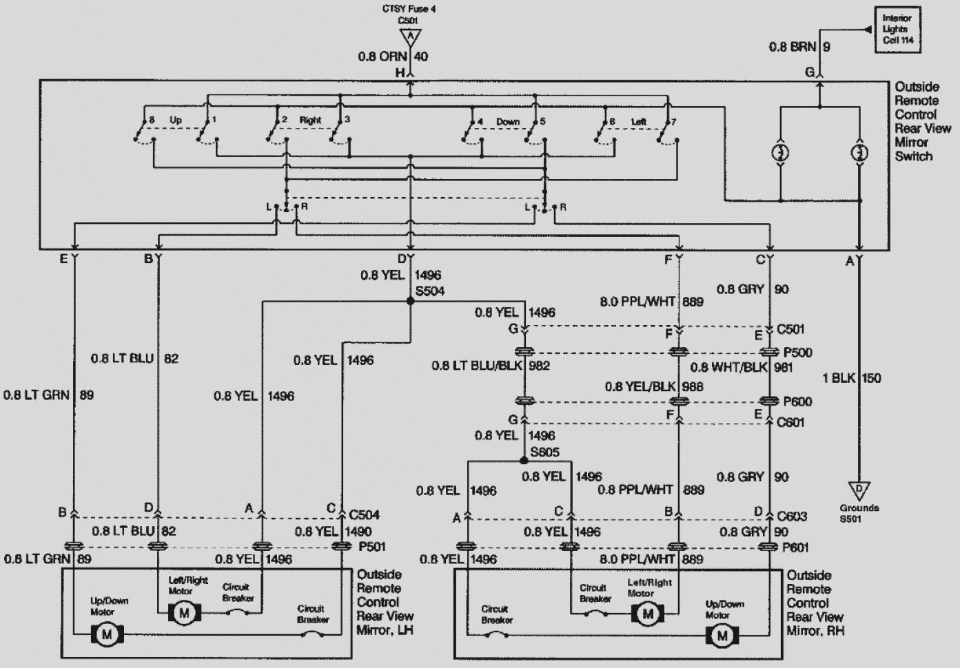 Trailblazer Wiring Diagram