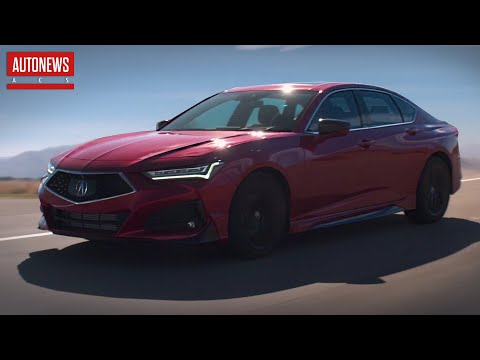 Acura Tlx 2021 Meet The New 2021 Acura Tlx The Fastest Sedan In The History Of The Brand Honda Has Unveiled A New Generation Acura Tlx Which Марки Автомобиль