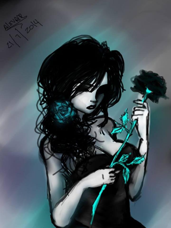 Jane the killer black rose hmm jeff i kinda like it - Jane the killer anime ...