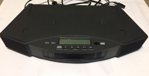 BOSE Acoustic Wave Graphite Multi Disc Changer AM270034 - Tested and Working https://t.co/qCFgdQlMoz https://t.co/PMNck9KS1n